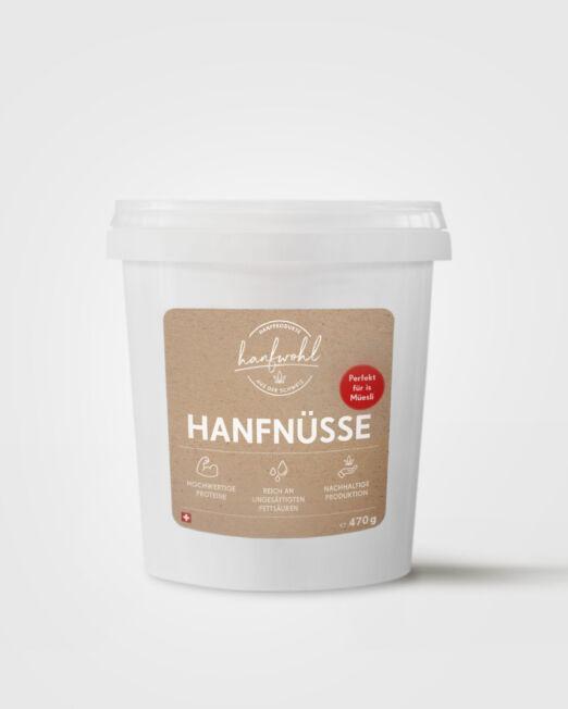 Hanfwohl-Hanfnüsse-470g